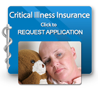 Critical Illness Insurance request form